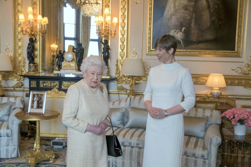 Audiences at Windsor Castle